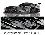 car wrap graphic racing... | Shutterstock .eps vector #1944120712