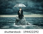 lonely island | Shutterstock . vector #194422292