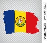 flag parish canillo of andorra...
