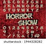 horror show   classic horror... | Shutterstock .eps vector #1944328282