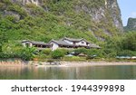 The Li River Or Lijiang Is A...