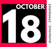 October 18 . Modern Daily...