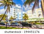 Miami Beach  Usa   July 31 ...