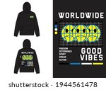 streetwear graphic design...   Shutterstock .eps vector #1944561478