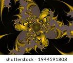 Multicolored Fractal  Swirls ...