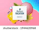 summer vacation vector... | Shutterstock .eps vector #1944620968