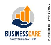 business care vector logo... | Shutterstock .eps vector #1944633838