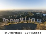 hollywood  california   october ... | Shutterstock . vector #194465555