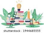 people working   study through... | Shutterstock .eps vector #1944685555