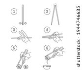 instruction how to use... | Shutterstock .eps vector #1944746635