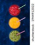 sicilian orange  tangerine and... | Shutterstock . vector #1944912022