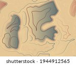 topographic map colorful... | Shutterstock .eps vector #1944912565