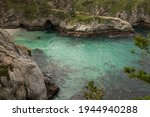 Landscape View Of China Cove At ...