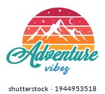 adventure emblem with quote ...   Shutterstock .eps vector #1944953518