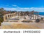 Ruins Of Apollon Temple In Side ...