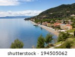 ilia village  north euboea ... | Shutterstock . vector #194505062
