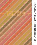 1970s vintage color linear... | Shutterstock .eps vector #1945078408