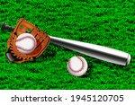 Baseball Background With...