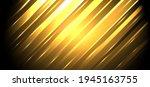 abstract background golden... | Shutterstock .eps vector #1945163755