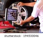 set against the center wheel ... | Shutterstock . vector #194533046