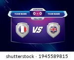 sport competition football... | Shutterstock .eps vector #1945589815