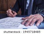 a client in formal wear is...