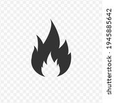 transparent fire icon png ...