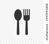 transparent fork spoon icon png ...