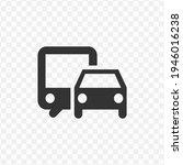 transparent transportation icon ...