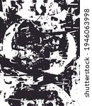 distressed background in black...   Shutterstock . vector #1946063998