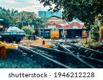 Thonburi Railway Station In...