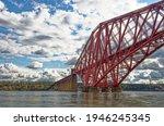 The Forth Rail Bridge At South...