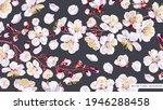 wallpaper with realistic vector ... | Shutterstock .eps vector #1946288458