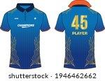 Sports Jersey T Shirt Design...