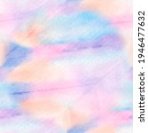 colorful dyed art. watercolor... | Shutterstock . vector #1946477632