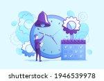time management concept...   Shutterstock .eps vector #1946539978