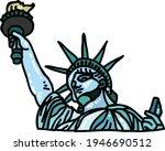 statue of liberty illustrations ...   Shutterstock .eps vector #1946690512