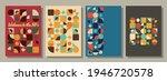 mid century modern abstract... | Shutterstock .eps vector #1946720578