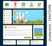 eco green energy nature web...