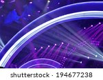 stage lighting effect in the... | Shutterstock . vector #194677238