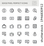 simple interface icons related...   Shutterstock .eps vector #1946830912
