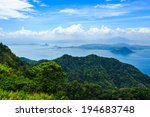Taal Volcano In Philippines ...