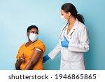 Successful Covid 19 Vaccination....