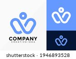 w letter human people business... | Shutterstock .eps vector #1946893528