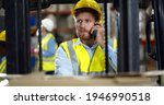 Industrial Warehouse Manager...