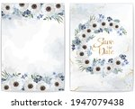 collection of  floral borders.  ... | Shutterstock .eps vector #1947079438