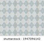moroccan mosque vector seamless ... | Shutterstock .eps vector #1947096142