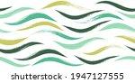 seamless wave stripes pattern ... | Shutterstock .eps vector #1947127555