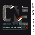 one step up level  modern and... | Shutterstock .eps vector #1947416875