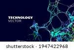 artificial intelligence tech... | Shutterstock .eps vector #1947422968